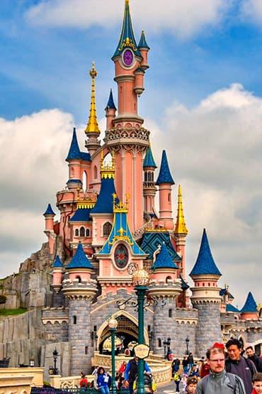 Transfert depuis et vers Disneyland Paris