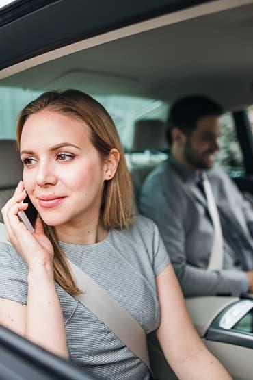 Service de Transport Business pour les professionnels et les hommes d'Affaires