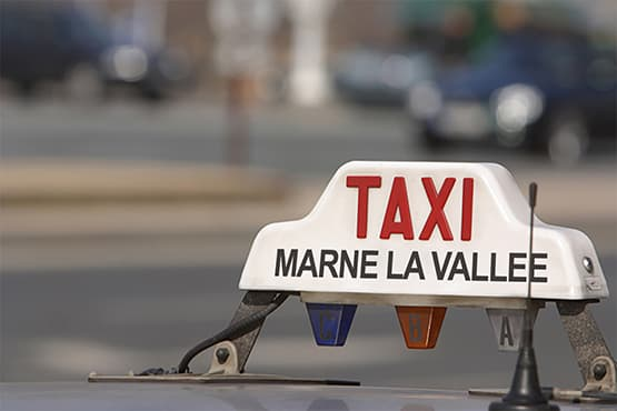 Service de Taxi à Marne-la-Vallée